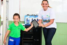 Prefeitura Boa Vista, tablets integram material escolar de estudantes da rede municipal #pmbv #prefeituraboavista #roraima #boavista
