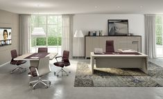 Working On Communication Through Better Office Design U2013 Modern Office  Furniture Work Office Spaces, Creative