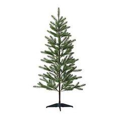 FEJKA planta artificial, árbol de navidad Altura: 155 cm