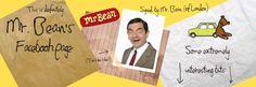 Mr Bean Facebook Cover Inspiration #brandkitchen #inspiration #socialmedia #facebook
