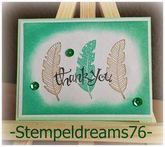 Stempeldreams76: Ein kleines Dankeschön