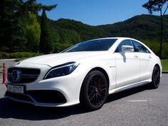 Mercedes-Benz CLS 63 AMG S 4MATIC