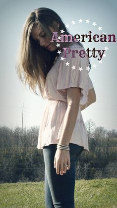 Always made in the USA at www.americanpretty.com