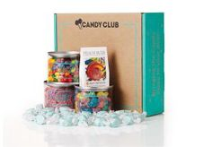 11 Holiday Gift Ideas for Teens That You Probably Haven't Thought Of: Candy Club
