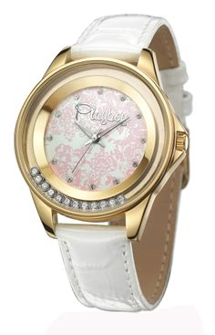 Another #Watch from our Tropez collection, this white colored timepiece is a must have for your collection.