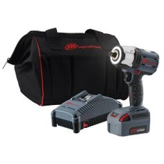 Iqv20 1 2 Inch Drive Impact Wrench Battery Kit Multi Color
