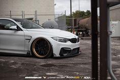 GTRS4 WIDEBODY EDITION For BMW F82 M4 - Vorsteiner