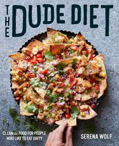 """""""The Dude Diet. I bought it for my boyfriend because we were going out to eat a lot and it was time for us to start cooking at home (not to mention he's found a knack for cooking!). It's great because it's filled with a ton of restaurant/bar quality recipes while keeping the nutrition facts reasonable. We end up choosing about three meals to try a week and we haven't found one yet that we wouldn't want to make again!"""" —jenb4e9e36893"""