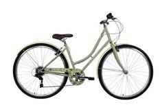 Elswick Women's Destiny 700C Heritage Bike - Pea Green, 12  Years  Price…
