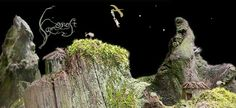 Samorost. A bizarre and whimsical adventure from Amanita Design.
