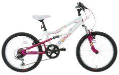 """Apollo Charm Junior Mountain Bike 20"""" - Pink"""