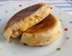 Make Grilled Cheese Sandwiches with English Muffins for an Irresistible Twist: English Muffin Grilled Cheese Sandwiches