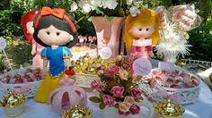 Decorações de Festas: Piquenique das Princesas no Campo de São Bento