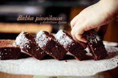 Kuchenne fanaberie: Babka piernikowa / powrót po dłuższej przerwie! :)... Sweet, Food, Recipes, Candy, Essen, Recipies, Meals, Ripped Recipes, Yemek