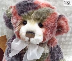Befuddle from the 2015 10th Anniversary Collection by Charlie Bears. http://magpies-gifts.co.uk/befuddle-by-charlie-bears.html