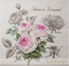 cross stitch design by Véronique Enginger