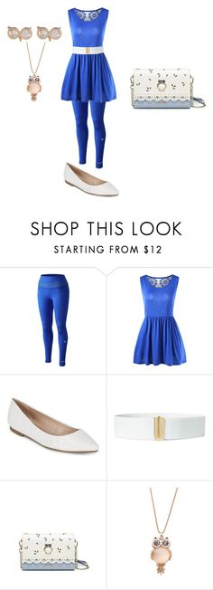 """blue 1"" by ilona-giladi on Polyvore featuring Mountain Hardwear, BCBGeneration, Lauren Ralph Lauren and Candela"