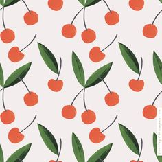 How to Create a Spring Floral Pattern in Adobe Illustrator - Trend Topic For You 2020 Fruit Illustration, Pattern Illustration, Surface Pattern Design, Pattern Art, Textile Patterns, Print Patterns, Flower Patterns, Fruits Drawing, Fruit Pattern