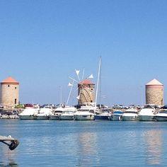 Ρόδος (Rhodes Town) στην πόλη Δωδεκάνησα