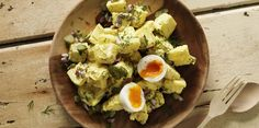 I Quit Sugar - Turmeric Potato Salad