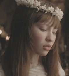 Emily Browning as Violet Baudelaire from: A series Of Unfortunate Events by Lemony Snicket (Daniel Handler)