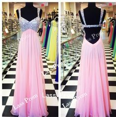 Sweetheart straps backless sequins Sexy Dress prom by lassprom, $147.99