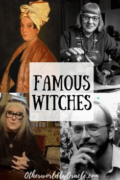 modern witch 15 Famous Witches in History from Ancient to Modern Times! Witch Of Endor, Witch History, Witchcraft For Beginners, Dark Artwork, Wicca Witchcraft, Modern Witch, Thing 1, Modern Times, Book Of Shadows