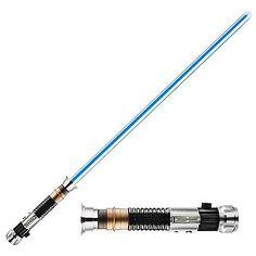 Obi-wan's lightsaberi want that so bad!!!!!!