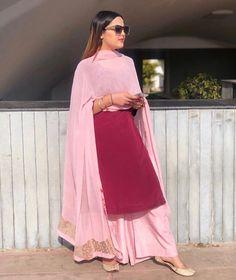 Shop salwar suits online for ladies from BIBA, W & more. Explore a range of anarkali, punjabi suits for party or for work. Punjabi Suits Designer Boutique, Boutique Suits, Indian Designer Suits, Punjabi Suits Party Wear, Indian Suits Punjabi, Punjabi Salwar Suits, Anarkali Suits, Salwar Suits Simple, Salwar Kameez Simple