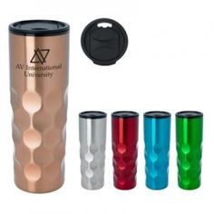 16 Oz. Stainless Steel Mod Tumbler