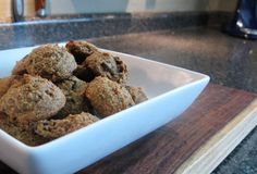 Paleo Chocolate Chip Bakies.  Another yummy recipe from Health-Bent!  These disappeared fast!!
