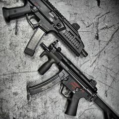 CZ Scorpion EVO vs MP5Loading that magazine is a pain! Get your Magazine speedloader today! http://www.amazon.com/shops/raeind