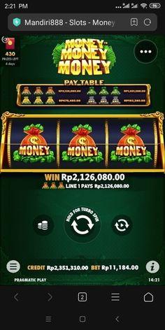 Slot online Money Money Money Dengan RTP 97.08%, slot online ini dapat menghadiahkan Anda kekayaan yang cocok untuk pemula maupun pro player judi slot di indonesia. Mainkan judi slot Money Money Money hanya di mandiri888 dengan persentase kemenangan super besar. Slot Online, Money, Silver