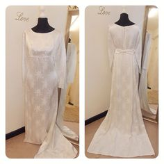 1960s Sixties Soft White Lily of the Valley by VintageLaneBridal