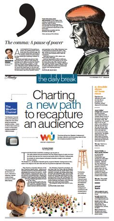 The Virginian-Pilot's Daily Break front page for Monday, July 20, 2015.