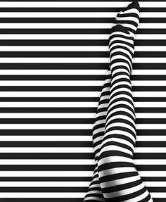 I love stripes and B&W
