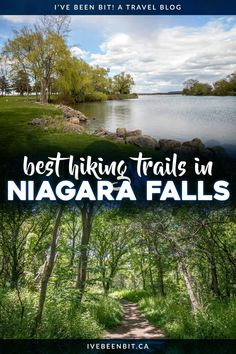 These are the best hiking trails in Niagara Falls Ontario Canada! | Hiking Trails Niagara | Niagara Falls Canada hiking | Hiking Near Niagara Falls | Niagara Hiking Trails | Niagara Walking Trails | Niagara Park | Hikes Near Niagara Falls | Things to Do in Niagara Region | Waterfalls in Ontario Canada | Things to do in Niagara Falls Canada | Ontario Hiking Trails | Hike Niagara | Hike Ontario | #Ontario #Summer #Waterfalls Places To Travel, Travel Destinations, Places To Visit, South America Travel, North America, Quebec, Vancouver, Travel Guides, Travel Tips