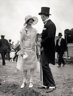 Lovely couple 1920s