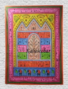 New Wall Tapestry Jaipur Pink City Deaing Bed Sheet Bohemian Bedspread Bohemian Bedspread, Traditional Decor, Art Deco Fashion, Jaipur, Bed Spreads, Bed Sheets, Wall Tapestry, Mandala, Quilts