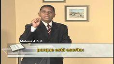 """Série """"O Grande Conflito"""" 08 - A Bíblia Sagrada e o Grande Conflito"""