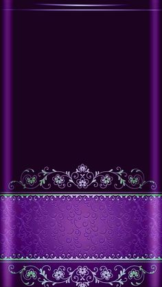 By Artist Unknown. Royal Wallpaper, Bling Wallpaper, Phone Screen Wallpaper, Butterfly Wallpaper, Purple Wallpaper, Cellphone Wallpaper, Mobile Wallpaper, Wallpaper Backgrounds, Iphone Wallpaper