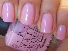 OPI's I Pink I Love You -