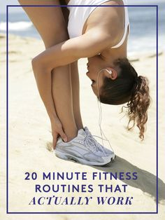 Lazy girl fitness routines that actually show results