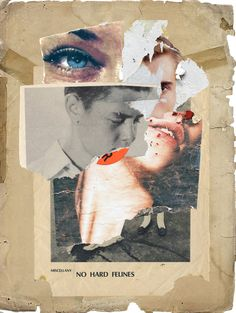 Collage HARD FELINES 2013 Waldemar Strempler Tumblr