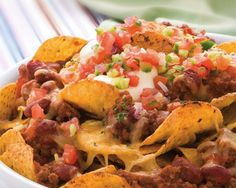 Quick & Easy Nachos http://www.foodinaminute.co.nz/Recipes/Quick-Easy-Nachos#