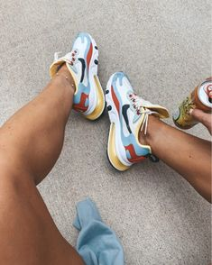 Ladies sport shoes for gym Nike Air Shoes, Nike Air Max, Nike Sneakers, Aesthetic Shoes, Fresh Shoes, Hype Shoes, Air Max 270, Trendy Shoes, Sneakers Fashion