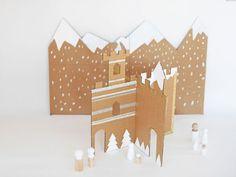 No nos cansamos de decirlo, ¡nos encantan las manualidades recicladas! En especial las que nos permiten crear juguetes caseros como en este caso: 5 manualidades con cartón ¡para jugar! Veremos cómo ha