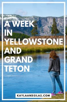 Post An itinerary for a week long vacation to Yellowstone and Grand Teton National Parks.An itinerary for a week long vacation to Yellowstone and Grand Teton National Parks. Moraine Lake, Us National Parks, Grand Teton National Park, Crater Lake, Death Valley, Banff, Rocky Mountains, State Parks, Nationalparks Usa