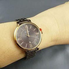 2a5786b87804 Lindíssimo lançamento! relógio fossil na cor marrom