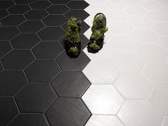 Hexagon Tegels Badkamer : Beste afbeeldingen van hexagon tegels in bath room